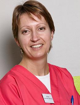 Corrine Assistante Dentaire